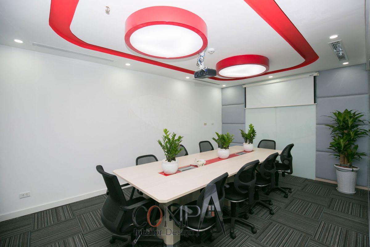 Thiết kế văn phòng công ty nhân sự HR2B