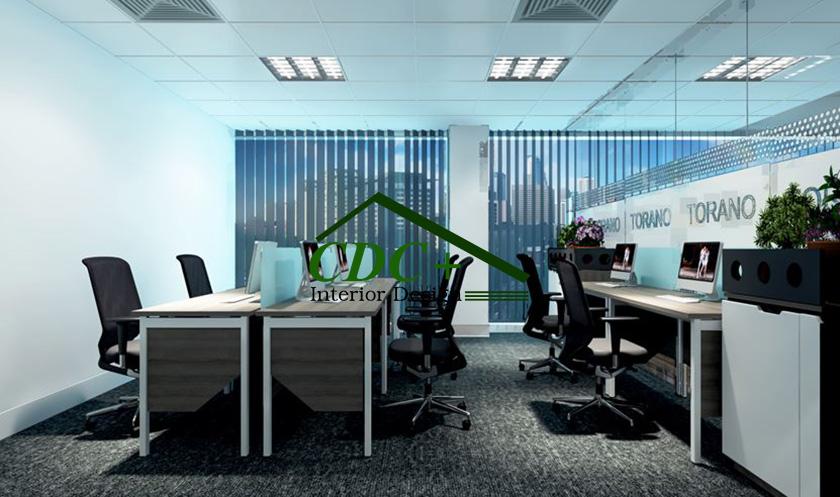 Thiết kế Văn Phòng làm việc Công ty Thời Trang TORANO