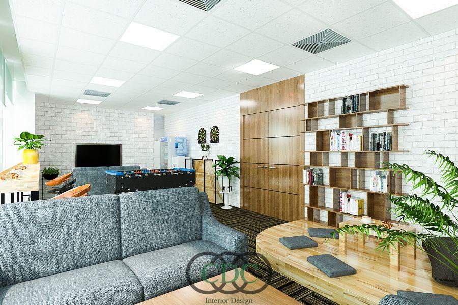 Thiết kế và thi công văn phòng KAOPIZ