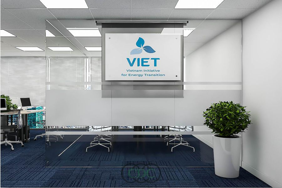 Thiết kế và thi công văn phòng VIET SE