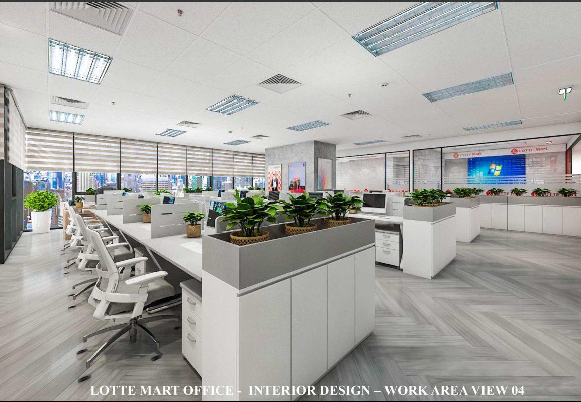 Không gian văn phòng 4