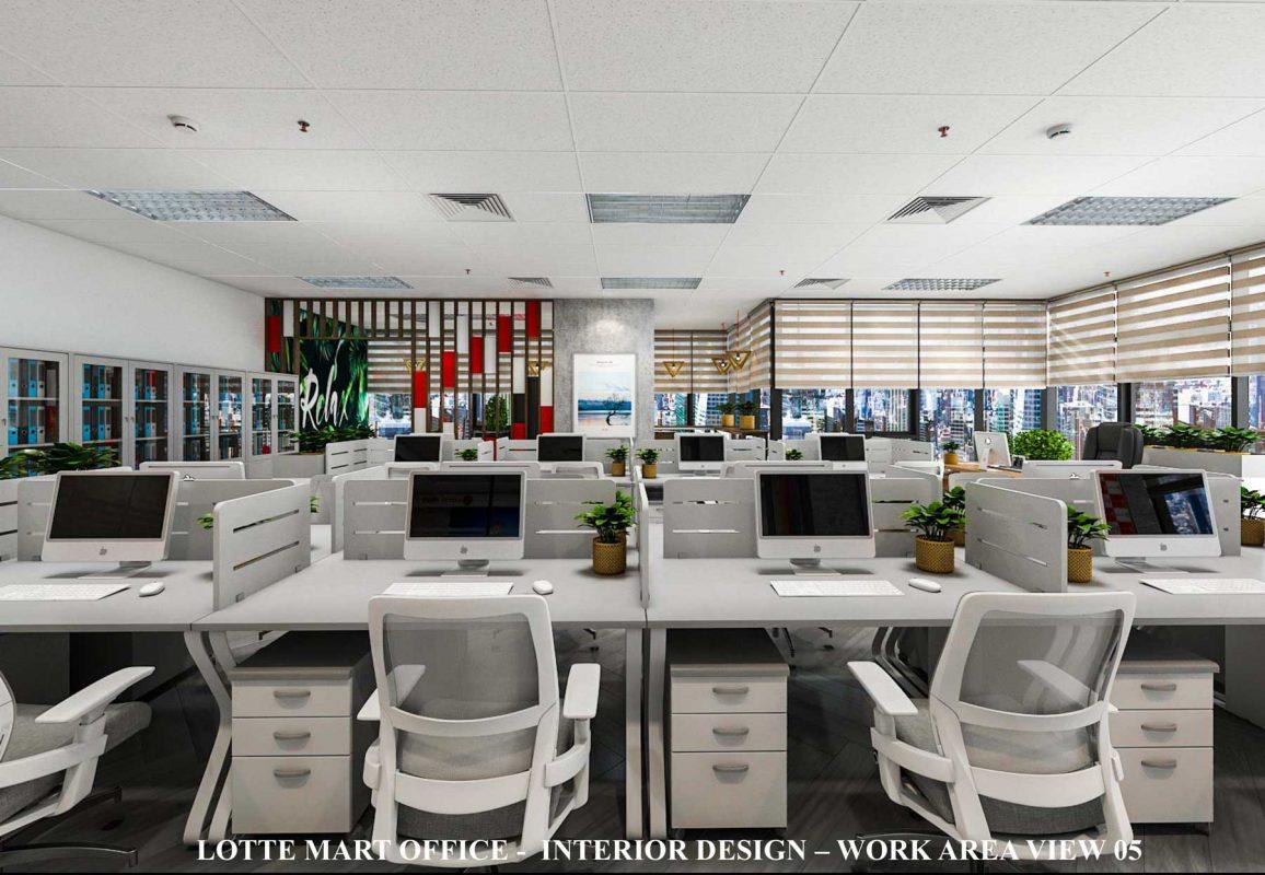 Không gian văn phòng 5
