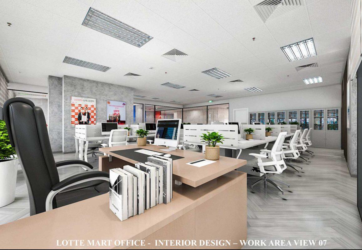 Không gian văn phòng 6