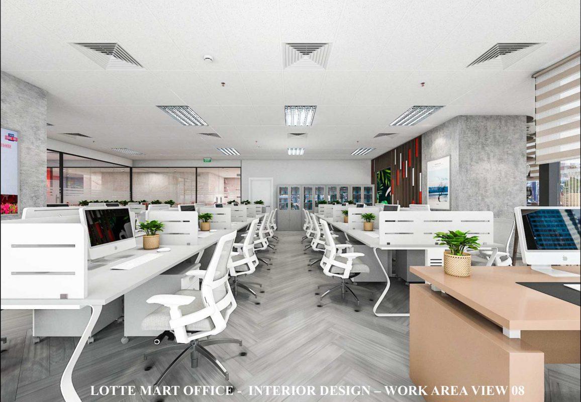 Không gian văn phòng 7