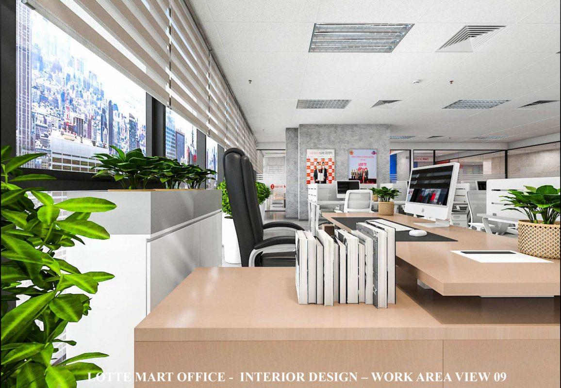 Không gian văn phòng 8