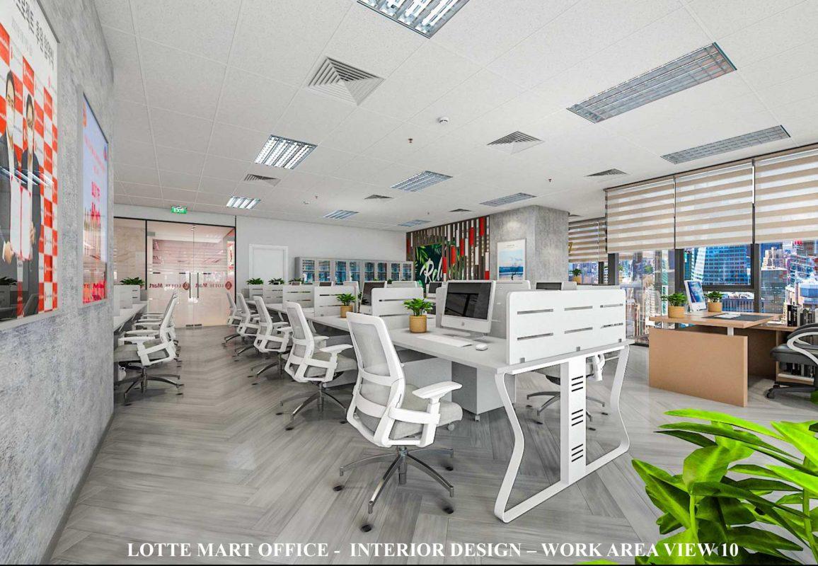 Không gian văn phòng 9