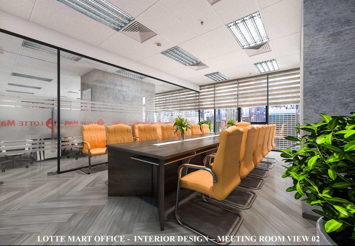 Không gian phòng họp