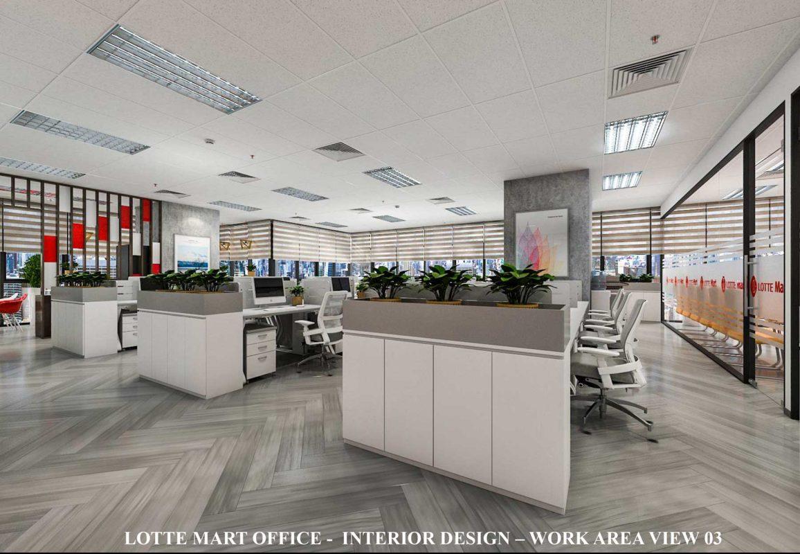 Không gian văn phòng 3